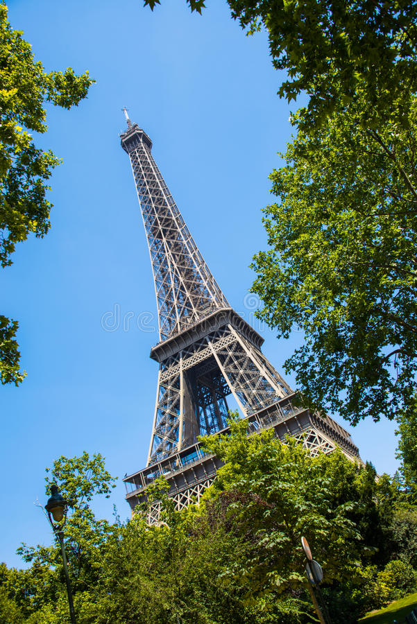 Download Eiffel tower stock image. Image of city, europe, france - 34469089