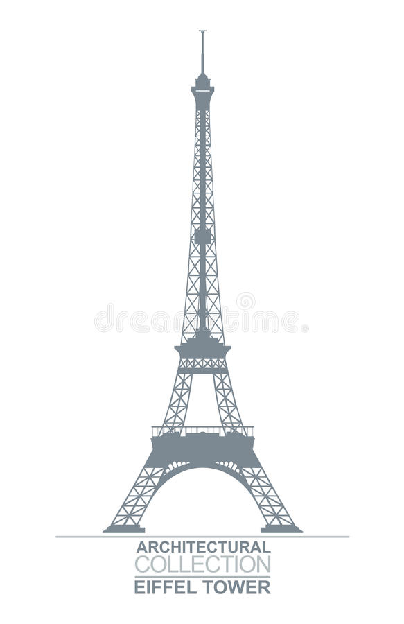 Eiffel tower drawing stock vector illustration of architecture download eiffel tower drawing stock vector illustration of architecture 66729046 thecheapjerseys Choice Image