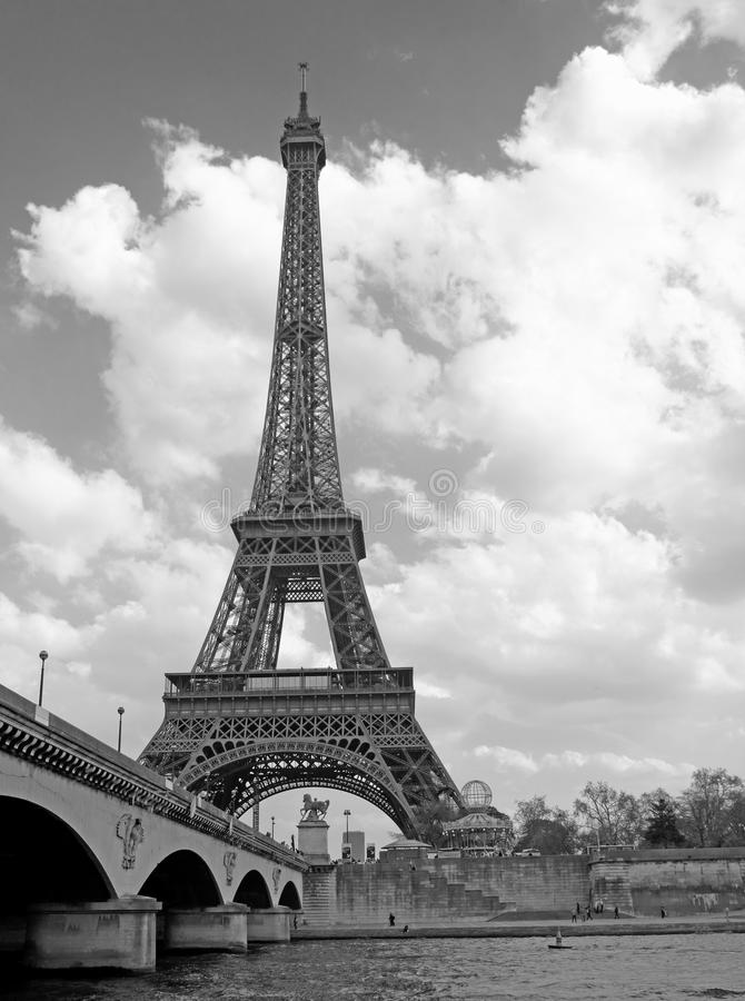 Download Eiffel Tower, Paris stock image. Image of built, cityscape - 24290997