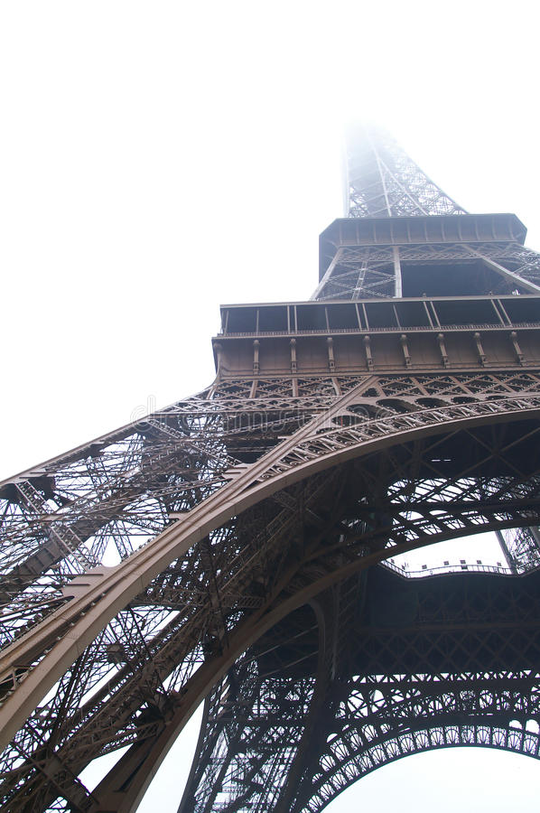 Download The Eiffel tower in Paris stock image. Image of france - 28427387