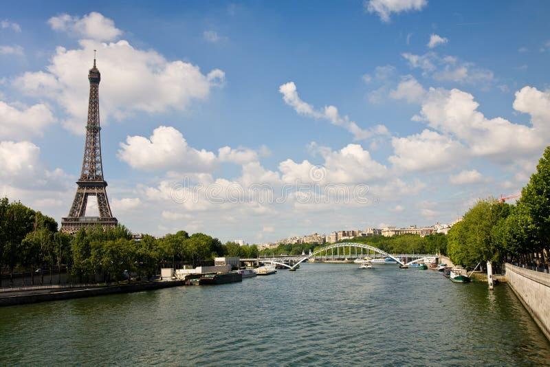 Eiffel tower, Paris stock images