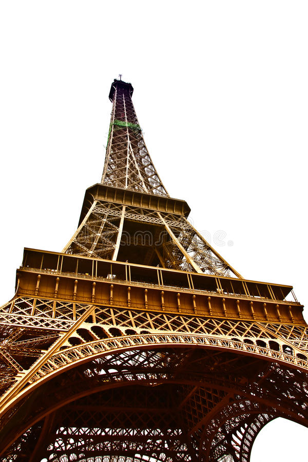 Eiffel Tower ,Paris, France stock photography
