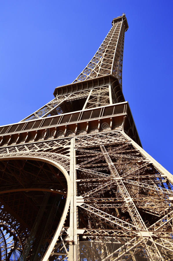 Download The Eiffel Tower In Paris, France Stock Photo - Image: 34416884