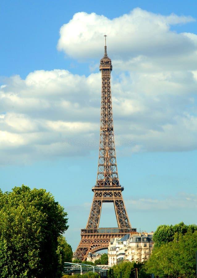 Free Eiffel Tower Paris France Stock Photography - 5639272