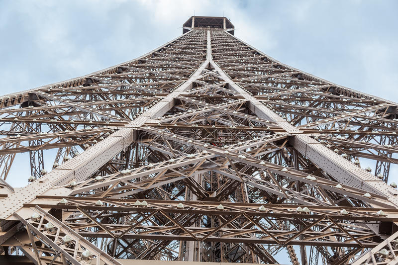 Download The Eiffel Tower Paris stock image. Image of tower, arch - 39509959