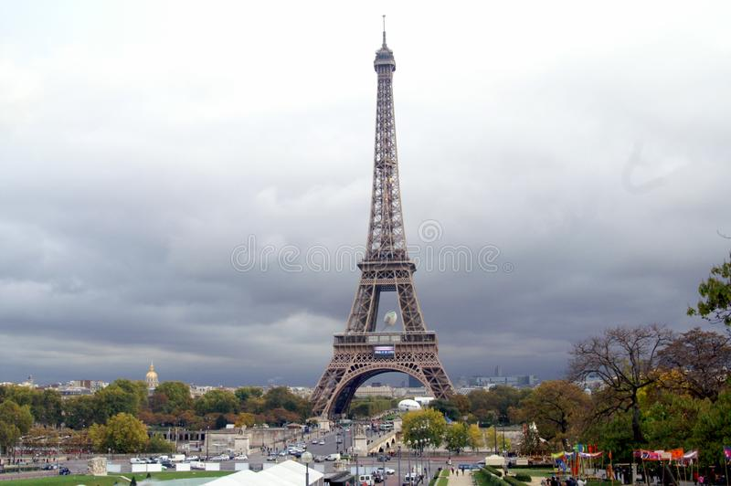 Eiffel Tower WC 2007 II