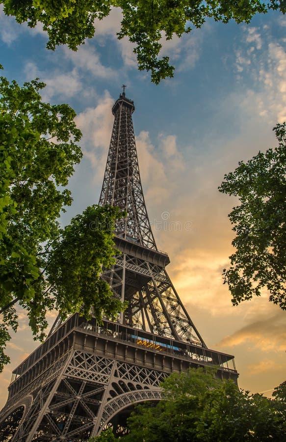 eiffel wierza France Paris obrazy stock