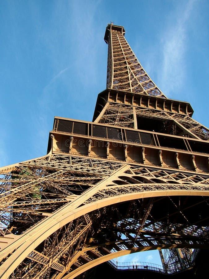 eiffel wierza Paris obrazy royalty free