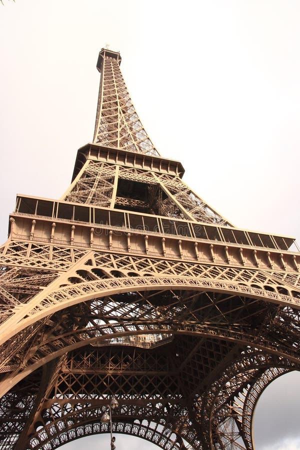 eiffel wycieczka turysyczna zdjęcia stock