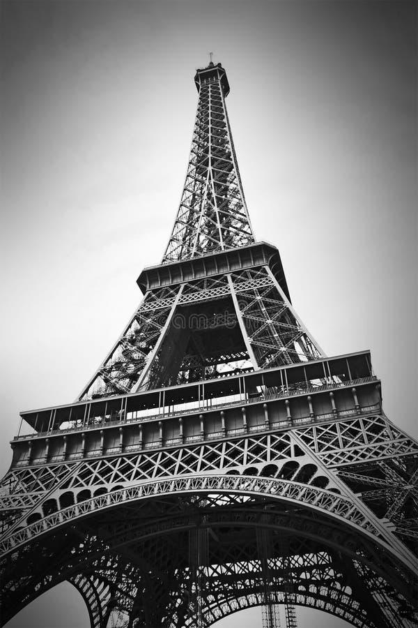 Eiffeltorn, Paris royaltyfri fotografi