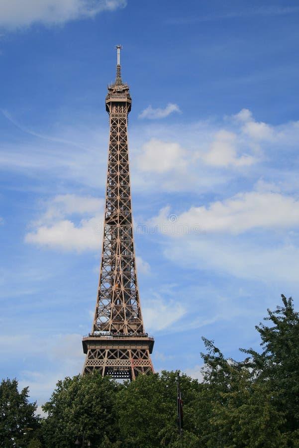 Eiffeltower fotografia stock