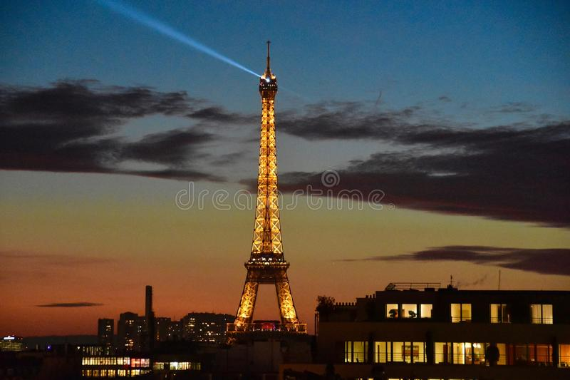 Eiffeltower royalty free stock photography