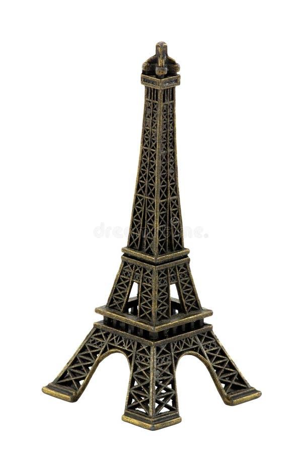 Eiffelturm stockfotografie