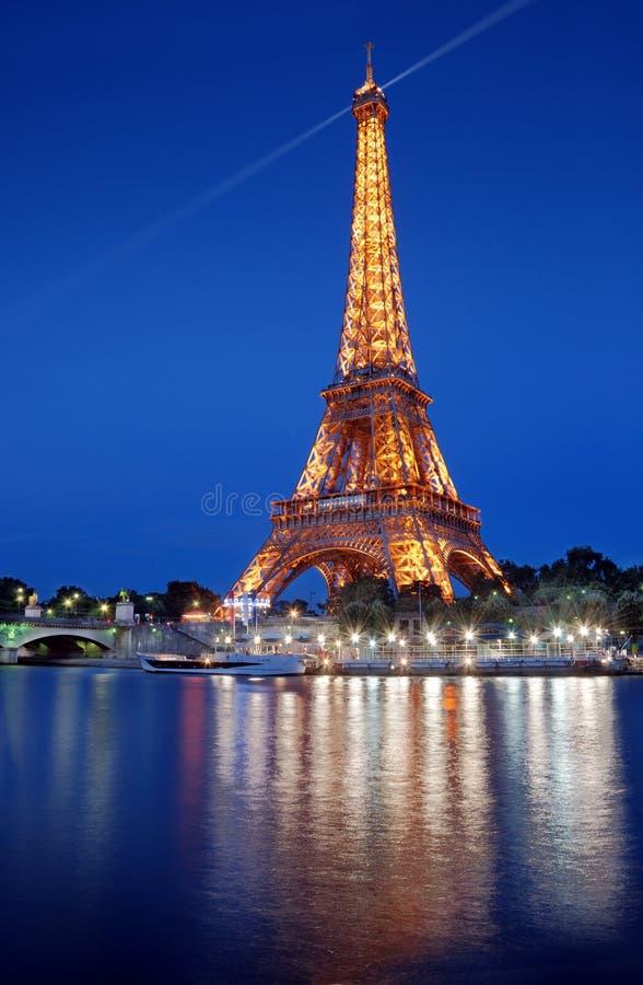 Eiffelturm. stockfotos