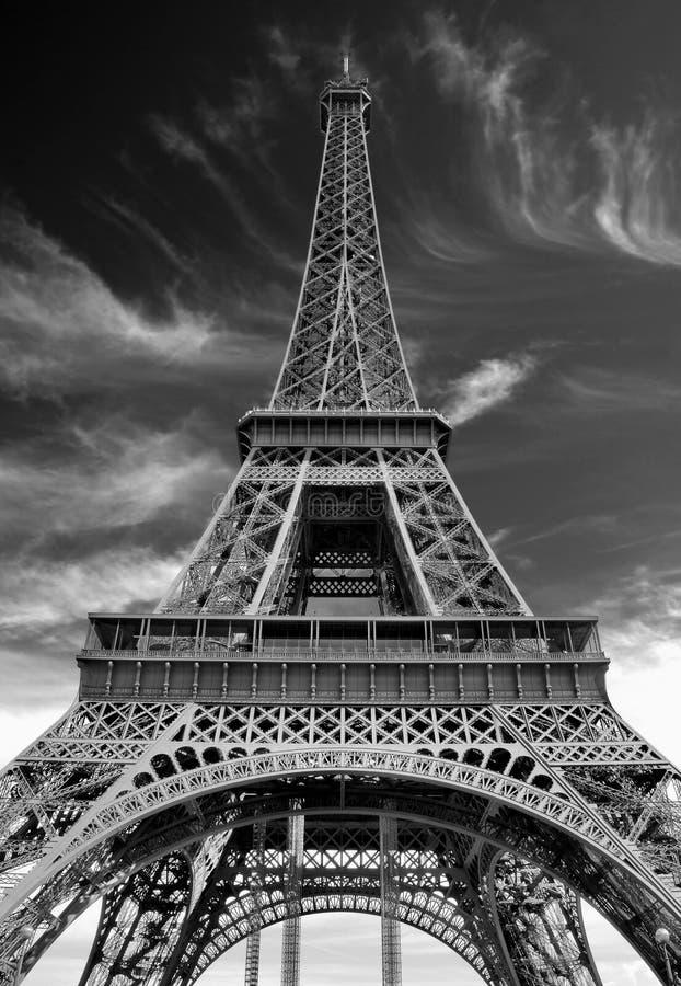 Eiffelturm. lizenzfreie stockfotografie