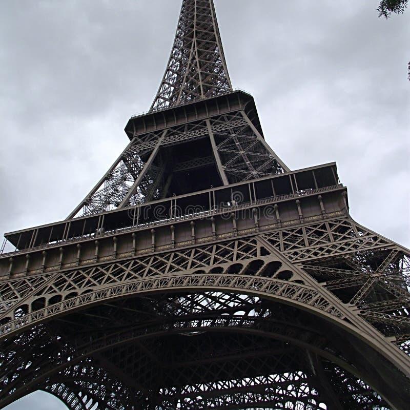 Eiffelturm imagenes de archivo