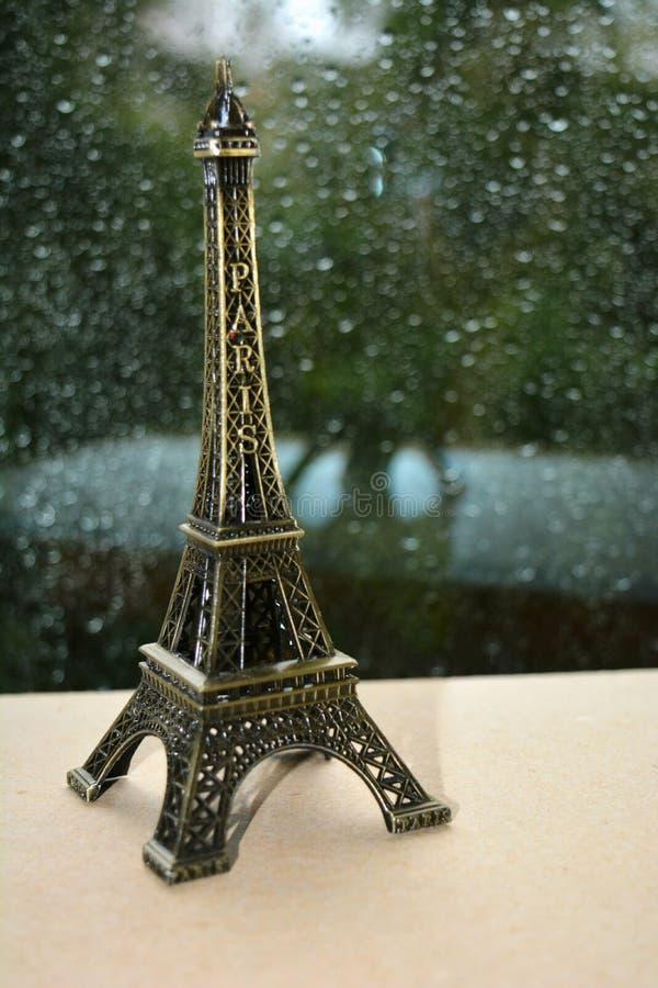 Eiffelturm dekorativ lizenzfreies stockfoto