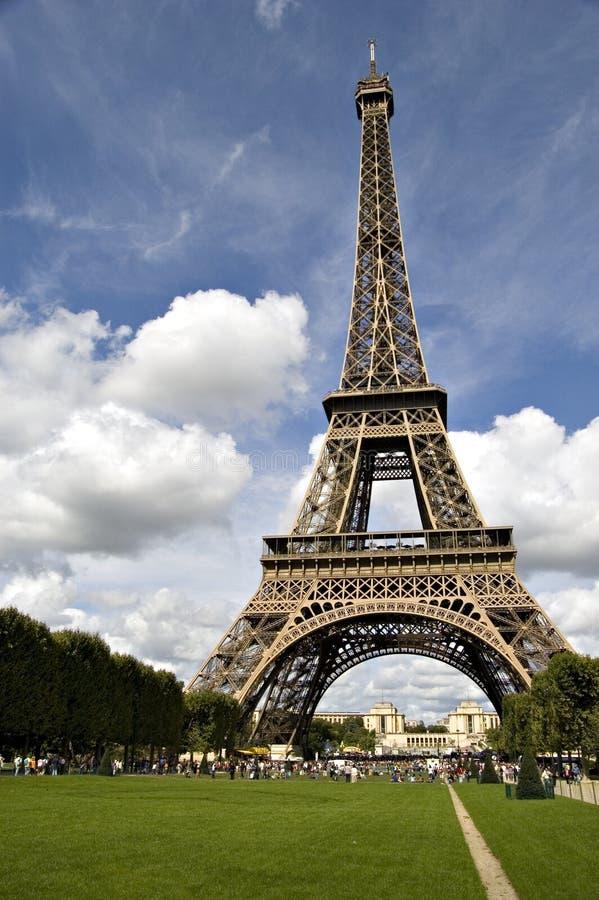 Eiffelturm. Frankreich Stockfoto