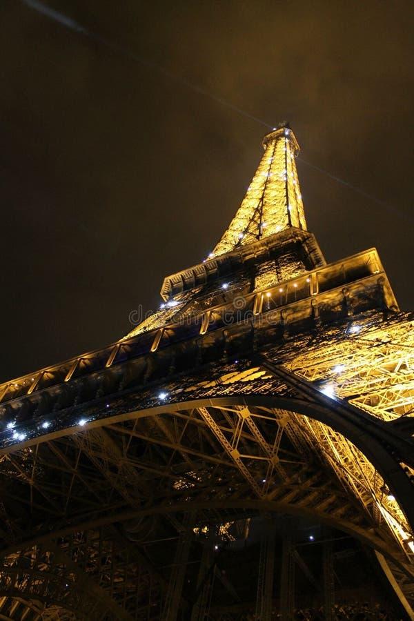 Eiffelturm Paris stockfotografie