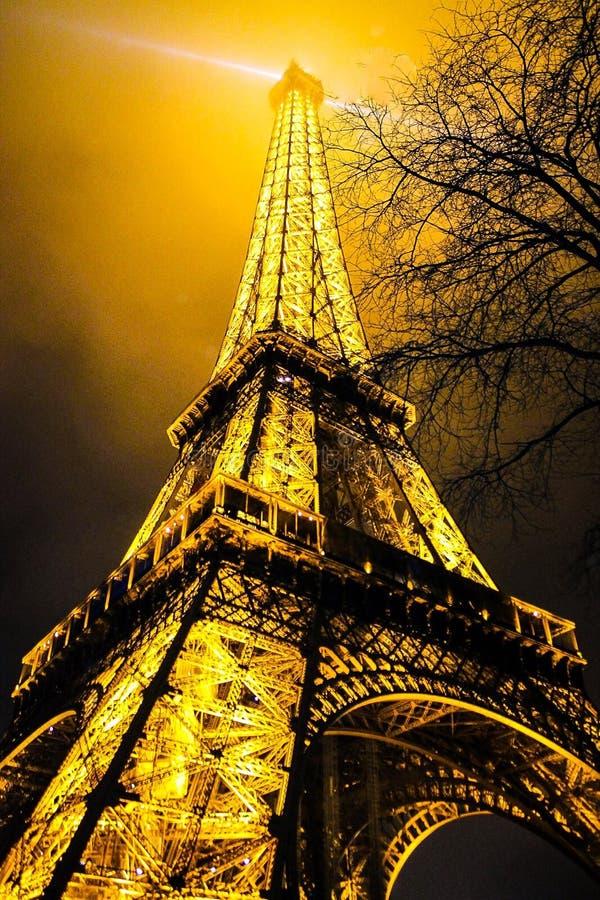 Eiffelturm Paris lizenzfreie stockbilder