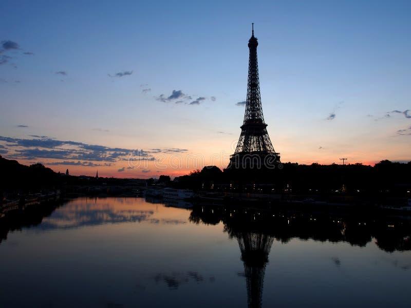 Eiffelturm, Paris-Stadt, Frankreich stockbilder
