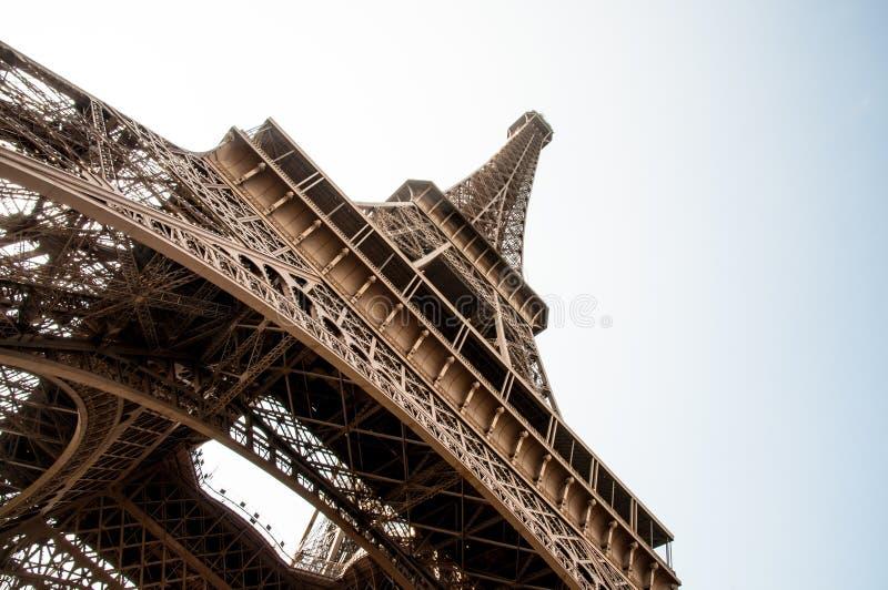 Eiffelturm-petit groupe photographie stock libre de droits