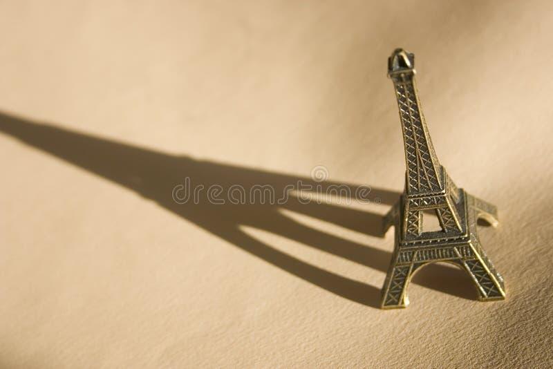 Eiffelturmandenken lizenzfreies stockfoto