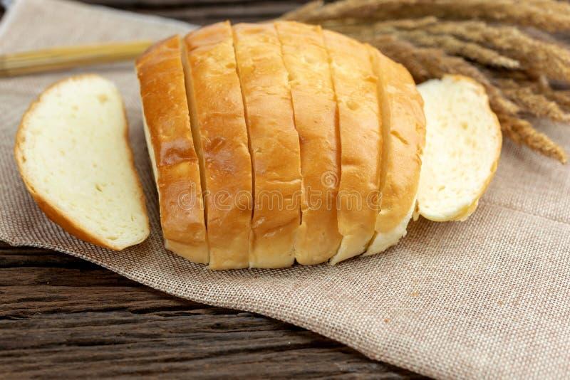 Eigengemaakt aardappelbrood royalty-vrije stock fotografie