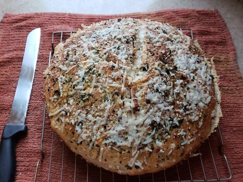 Eigengemaakt brood royalty-vrije stock foto
