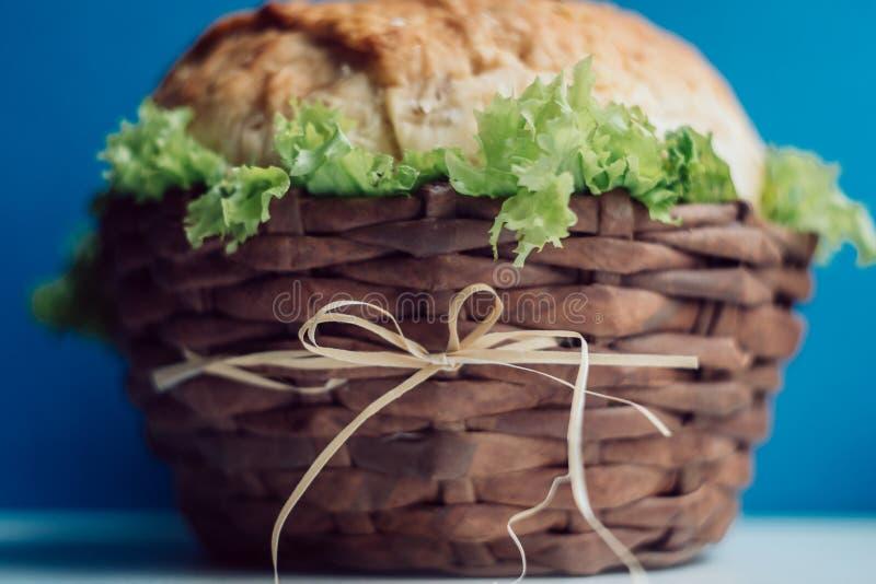 Eigengemaakt brood stock fotografie