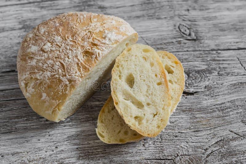 eigengemaakt rustiek brood stock foto