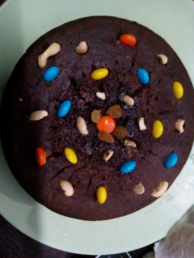 Eigengemaakte cake royalty-vrije stock foto's