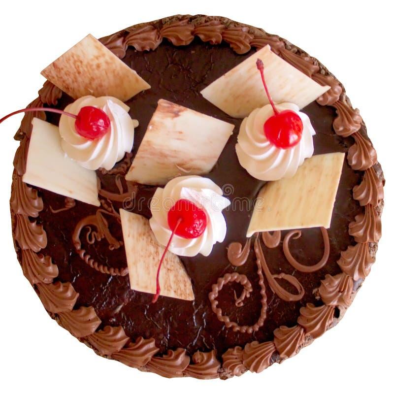 Eigengemaakte huiscake stock foto
