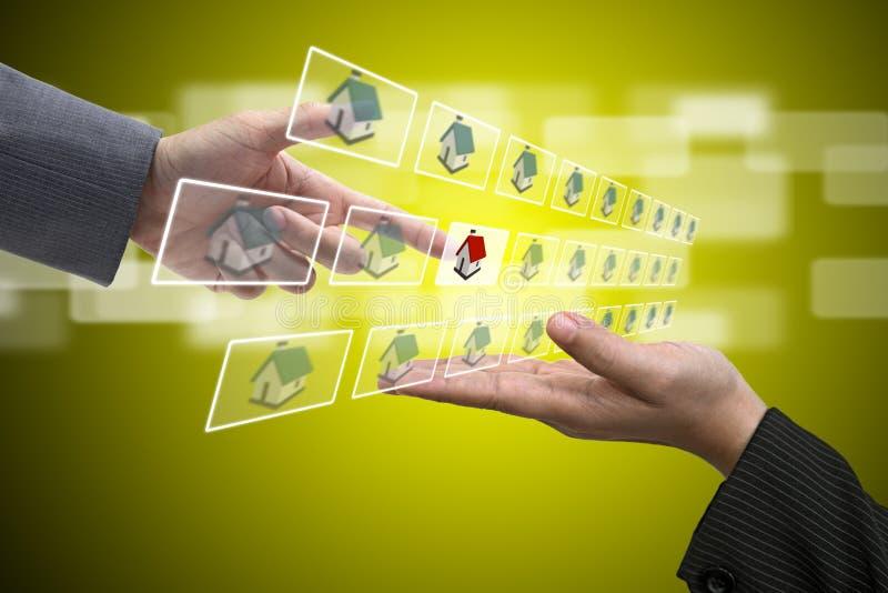 Eigentum-Investition lizenzfreie stockfotos