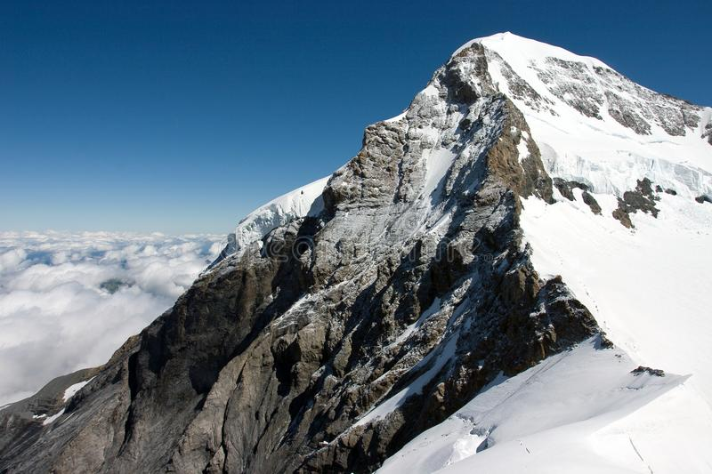 Download The Eiger - A Mountain In The Bernese Alps Royalty Free Stock Photo - Image: 24857965