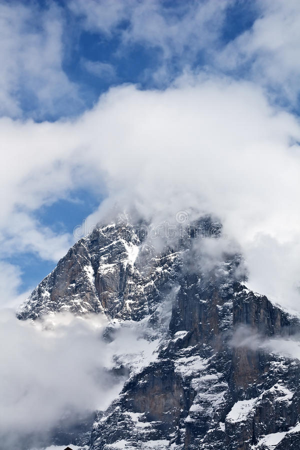 Download Eiger North Face Royalty Free Stock Images - Image: 9406299