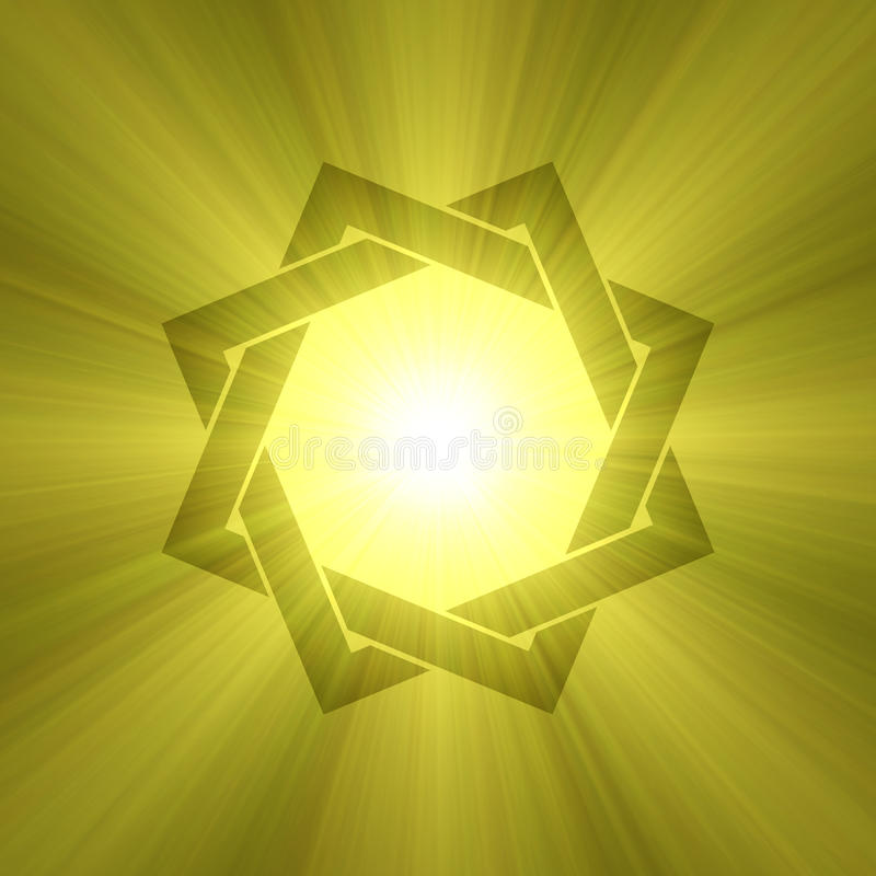 Download Eight Point Star Symbol Sunlight Flare Stock Illustration - Illustration of frame, flare: 14501896
