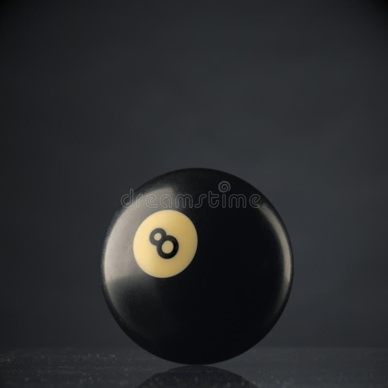 eightball 免版税图库摄影