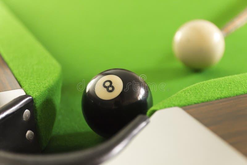 Eightball stock photo