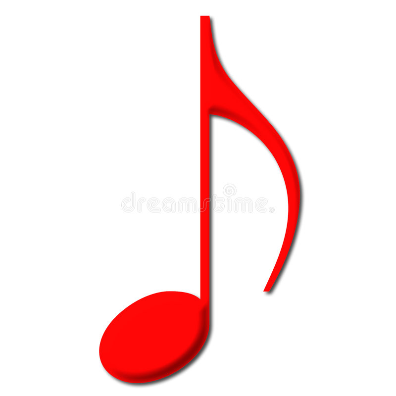 Download Eighth Note Stock Images - Image: 2566504