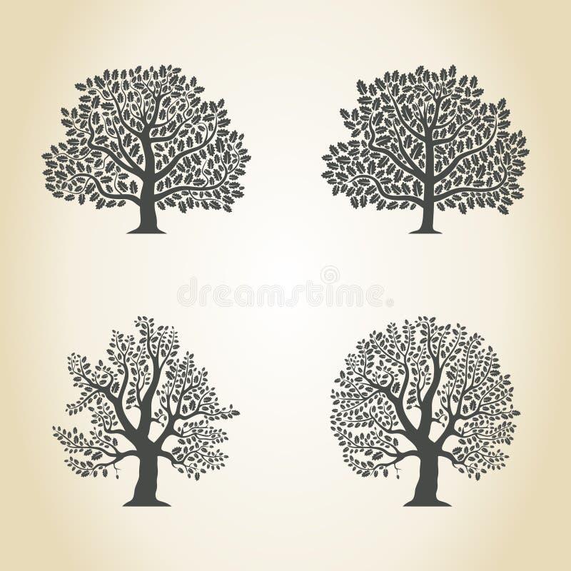 eik vector illustratie
