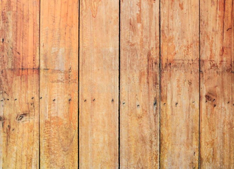 Eiken hout verticaal patroon royalty-vrije stock afbeelding