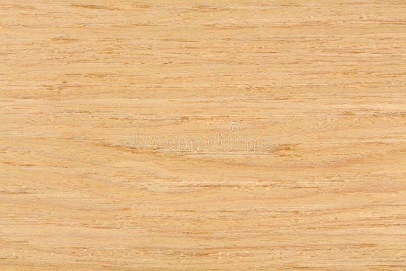 Eiken houttextuur met natuurlijk patroon stock afbeelding