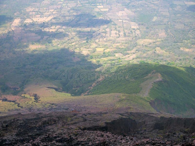 Eiland Ometepe in Nicaragua royalty-vrije stock afbeeldingen