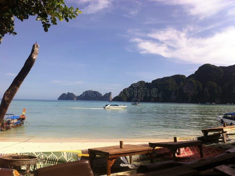 Eiland Thailand stock foto's