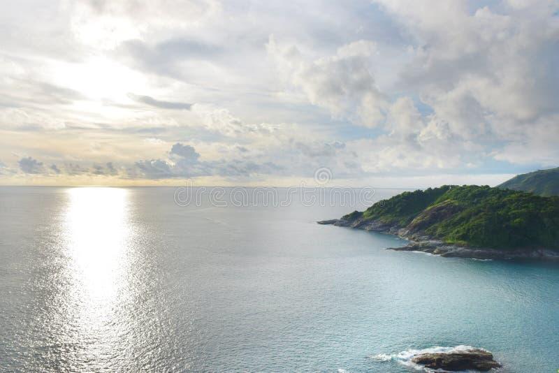 Eiland Thailand, phuket provincie royalty-vrije stock afbeelding