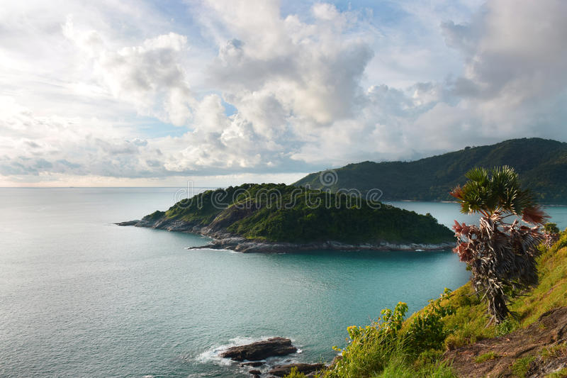 Eiland Thailand, phuket provincie royalty-vrije stock fotografie
