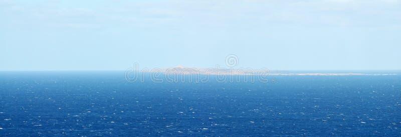 Eilandje van Djeu, Cabo Verde royalty-vrije stock foto