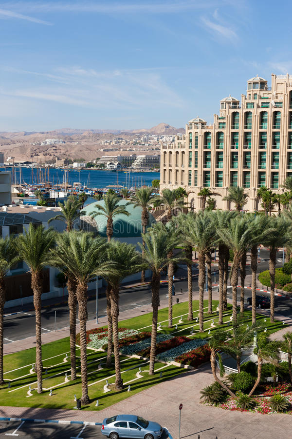 Eilat royalty free stock images
