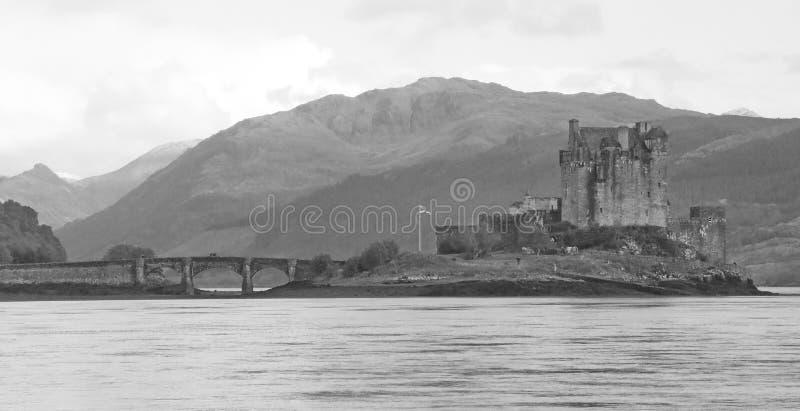 Eilean Donan Castle, Dorney, Escócia foto de stock royalty free